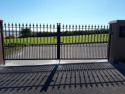 Wrought Iron Gates manufactured in Ireland